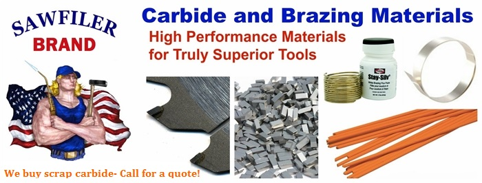 Carbide and Braze Alloy