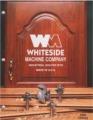 Whiteside Machine Catalog Cover