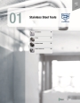 Wera Stainless Steel Tools Catalog Cover