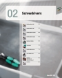Wera Screwdrivers Catalog Cover