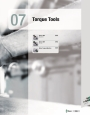 Wera Torque Tools Catalog Cover